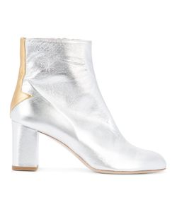 CAMILLA ELPHICK | Back Arrow Ankle Boots