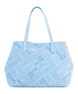 Love Moschino | Logo Embossed Tote