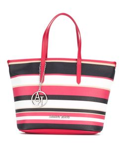 ARMANI JEANS | Striped Tote One