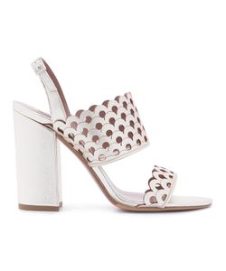 Tabitha Simmons | Scalloped Sandals 36.5