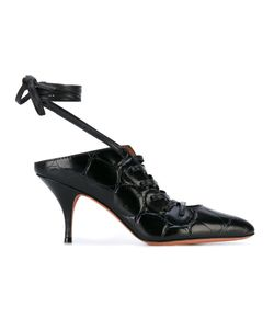 Givenchy | Lace Up Mules 37