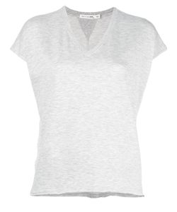 Rag & Bone/Jean | Rag Bone Jean V-Neck T-Shirt Medium Modal/Cotton/Spandex/Elastane