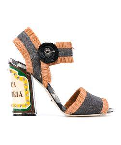 Dolce & Gabbana | Босоножки Keira