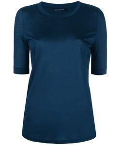 Luisa Cerano   Classic T-Shirt 38 Viscose