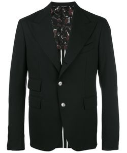 Dolce & Gabbana | Single Breasted Jacket Spandex/Elastane/Viscose/Virgin