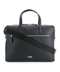 Cerruti | 1881 Cross Grain Leather Briefcase Calf