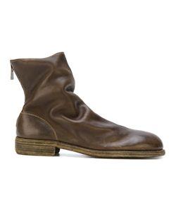 GUIDI | Ботинки По Щиколотку