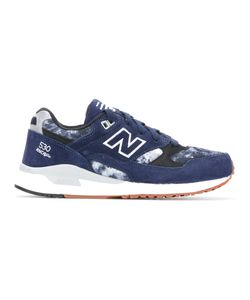 New Balance | 530 Encap Logo Trainers 6 Cotton/Leather/Polyester/Rubber