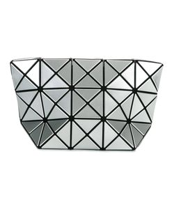 BAO BAO ISSEY MIYAKE   Prism Clutch Bag Pvc/Nylon