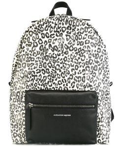 Alexander McQueen | Leopard Print Backpack