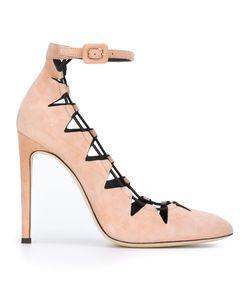 Giuseppe Zanotti Design | Cut-Out Ankle Strap Pumps Size