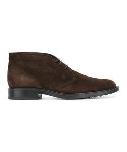 Tod'S | Ботинки На Шнуровке