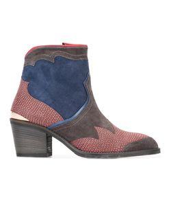 Nubikk | Freddy Flame Boots Size 36