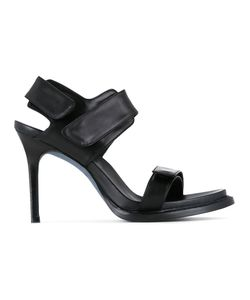 Ann Demeulemeester | Strap Sandals 40 Leather
