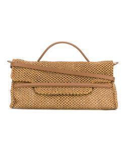 ZANELLATO | Top Zip Tote Bag