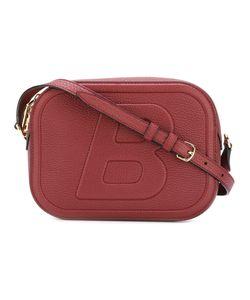 Bally | Top Zip Shoulder Bag Calf Leather