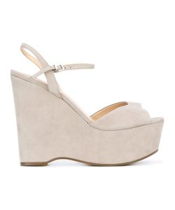 SCHUTZ   Wedge Sandals Size 37