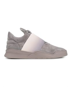 Filling Pieces | Low Top Elastic Strap Sneakers