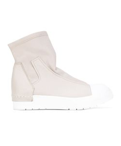 Cinzia Araia | Slip-On Hi-Top Sneakers