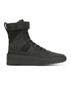 FEAR OF GOD | Lace-Up Hi Top Sneakers 44