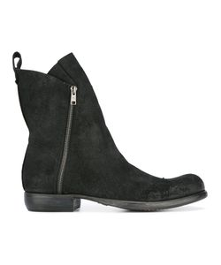 Lost & Found Ria Dunn | Zipped Mid-Calf Boots 42