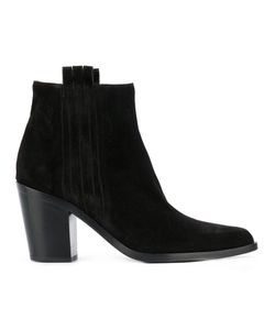 Sartore | Mid Heel Ankle Boots Size 38