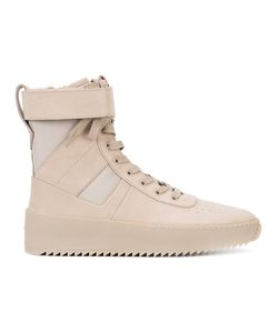 FEAR OF GOD | Ankle Strap Hi-Tops 41 Nubuck