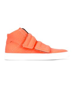 MM6 by Maison Margiela | Touch Strap Sneakers