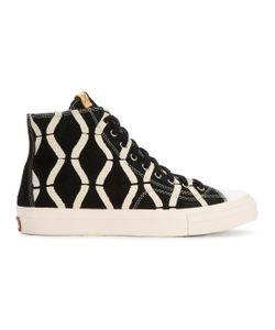 Visvim | Skagway Bamboo Hi Top Sneakers