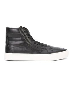 Vans | Contrast Lace Up Trainers 9 Rubber/Leather