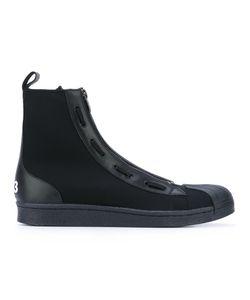 Y-3 | Zip Strap Boots 11