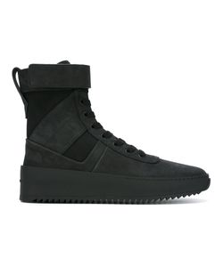 FEAR OF GOD | Lace-Up Hi Top Sneakers 38