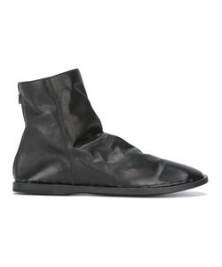 Officine Creative | Zip-Back Ankle Boots 39 Leather