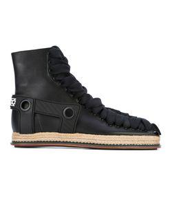 Ktz   Lace-Detail Boots 42