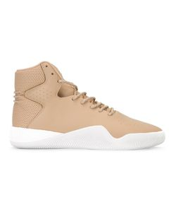 adidas Originals | Tubular Instict Boost Hi-Tops 11 Leather/Rubber