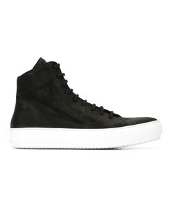 THE LAST CONSPIRACY | Ollie Hi-Top Sneakers 42 Leather/Rubber