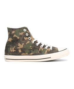 Converse | All Star Camouflage Hi-Tops Size 44