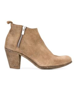 Officine Creative | Plaisir Ankle Boots 37.5 Suede/Leather