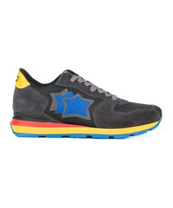 ATLANTIC STARS | Galaxy Sneakers 41 Leather/Nylon/Rubber