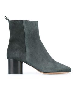 Isabel Marant Étoile | Zipped Ankle Boots 37 Leather