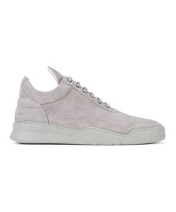 Filling Pieces | Ghost Low Top Sneakers Size 44