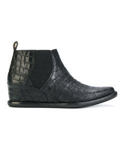 Cotélac | Croc-Effect Boots Women 39