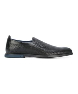 Fabi | Perforated Slippers 40 Calf Leather/Leather/Rubber