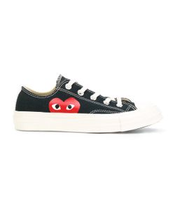 Comme des Gar ons Play | Logo Print Trainers