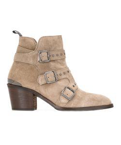 Nubikk | Fat Freddy Boots Size 40
