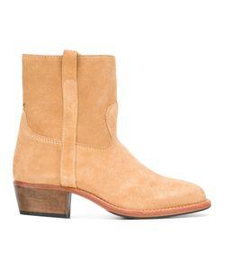 Jerome Dreyfuss | Jérôme Dreyfuss Jane Boots 39 Leather/Rubber/Suede