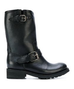 Ash | Mid-Calf Boots With Buckles Women