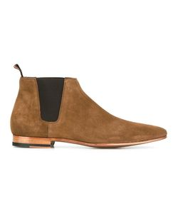 Paul Smith | Chelsea Boots 7 Leather/Calf Suede/Spandex/Elastane
