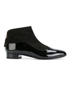 Giorgio Armani   Ботинки На Молнии