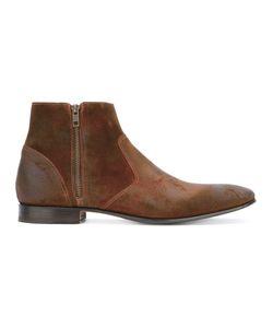 PETE SORENSEN | Hurricane Low Ankle Boots Size 42 Calf